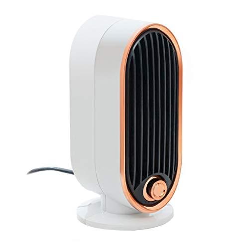 TH-JJZX Heizlüfter for Home 700w Mini elektrische Heizung Haus Heizung Elektro Heizgebläse Büroraumheizer Handy-Air-Heizungs-Wärmer Fan