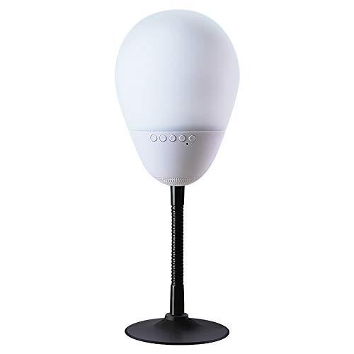 LMTXXS Altavoz Bluetooth, altavoz inalámbrico de presión de liberación con luces que cambian de color, altavoces para dormitorio, regalos relajantes para mujeres y niños