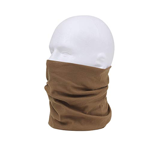 Rothco Multi Use Tactical Head Wrap, Coyote