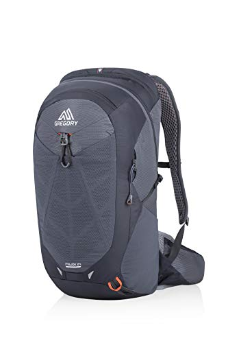 Gregory Mountain Products Miwok 24 Liter Men's Daypack , Flame Black