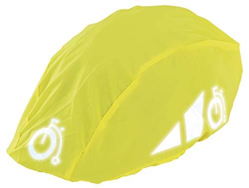 Prophete Reflexüberzug für Fahrradhelme, gelb, one Size
