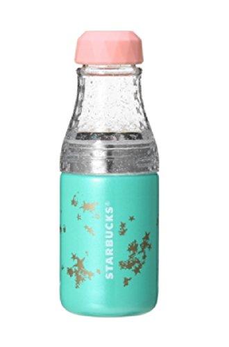 Starbucks Japan Holiday 2017 Stardust Sunny - Botella de agua (500 ml)