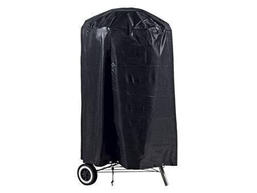 Florabest Housse de protection pour barbecue - Housse étanche - Fixation facile par œillets en métal et cordon avec stoppeur (env. Ø 70 x H 90 cm)