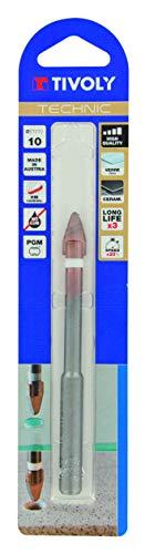TIVOLY 10931030600 Broca para hormig/ón TECHNIC SPEEDER 2 SDS-Plus//Uso INTENSIVO de 6 mm largo 110 mm profundidad de corte 50 mm