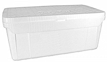 Air Sea Containers Large Insulated Styrofoam Cooler