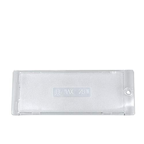 Tapa Lámpara Lente Protección de la tapa Campana extractora Bosch Siemens 096880: Amazon.es: Grandes electrodomésticos