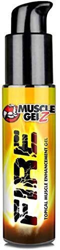 Muscle Gelz Fire 8oz