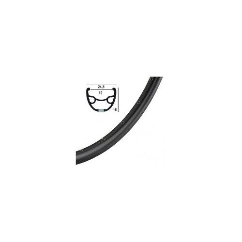 Ryde Unisex - Adulto Rival, Disc Llanta de Bicicleta, Negro,