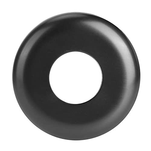 Emoshayoga Grifo de Agua de latón Solo Grifo frío para Inodoro para trapeador Piscina(Mop Pool Short-Black, Red)