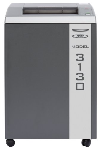 Check Out This SEM Model 3130P 22-Sheet Cross-Cut Paper Shredder