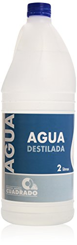 Interfer Cuadrado 724055 - Agua destilada 2 l.