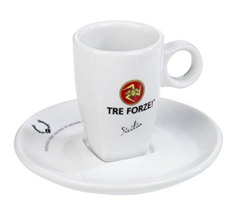 Tre Forze! Espresso Tasse