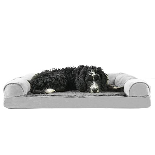 Furhaven pet sofa style bed