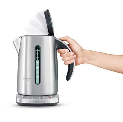 Sage Appliances The Smart Kettle, Brushed Stainless Steel, SKE825