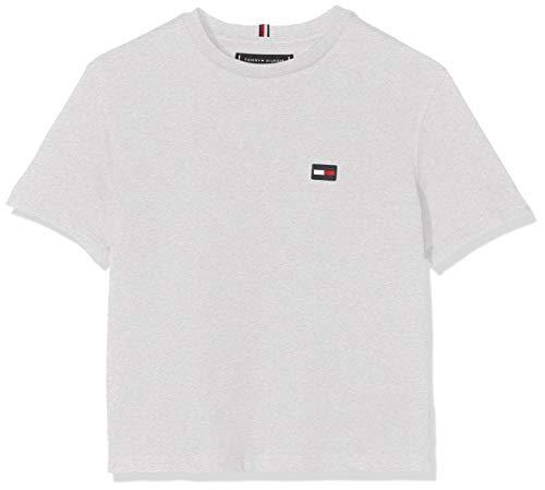Tommy Hilfiger Essential Boxy Flag S//S Maglietta Bambino