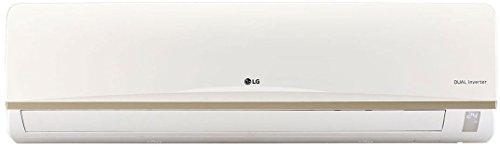 LG 2 Ton 3 Star Inverter Split AC (Copper JS-Q24AUXA1 White)