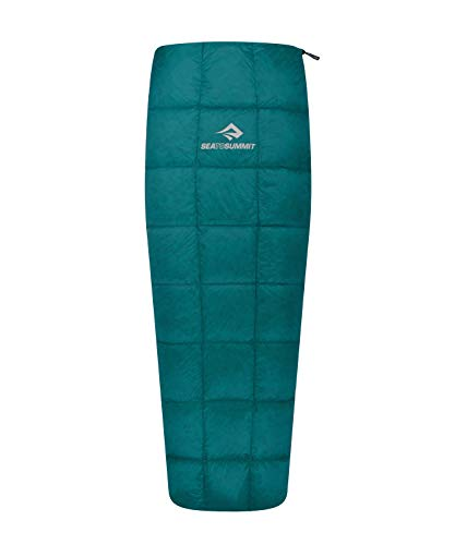 Sea to Summit Sleeping Bag, Turquoise, Long