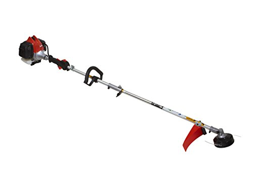 Tanaka TCG27EBDP 2-Cycle Split Shaft Gas String Commercial Grade Trimmer, 26.9cc