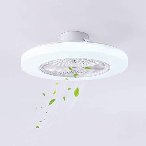36 Zoll LED Decken Ventilator mit FERNBEDIENUNG Leuchte Leiser Lüfter 2 Farben