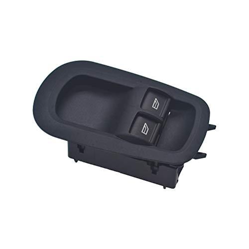 ZEALfix Controladores eléctricos Interruptor de control de ventana principal doble puerta lateral 2029885 para Transit MK8 Custom 2014-2019