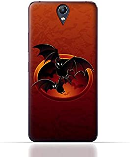 Lenovo Vibe S1 TPU Silicone Case With Halloween Bats