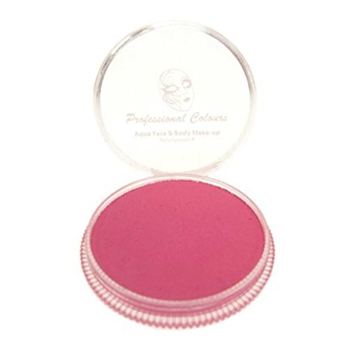 Aqua-Maquillage Rose Fluo 30g