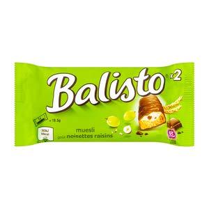 Balisto grüne Rosine 37 gr 20x | Gesamtgewicht 740 gr