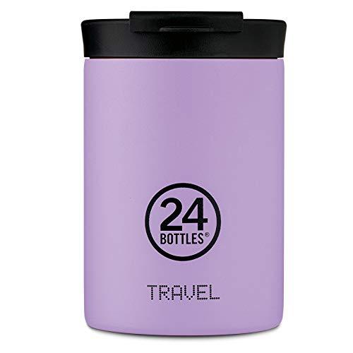 Tazza termica da viaggio 'Travel Tumbler' in acciaio inox 350 ml, colore: Erica
