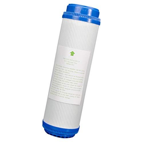 MagiDeal Filtro Purificador de Agua 10 Pulgadas Granular Udf Carbón Activado de Adsorción de Coco Reemplazo Del Cartucho de Filtro