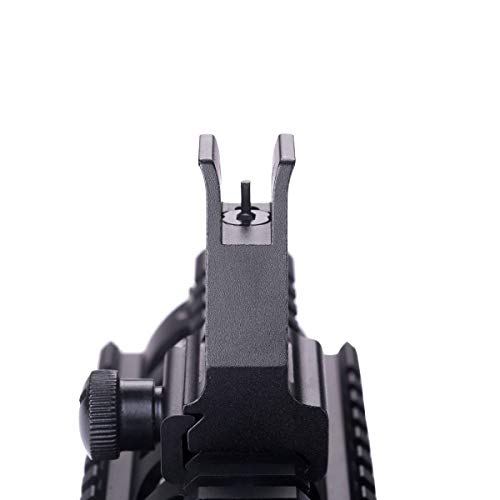 G GOYEA TACTICAL Standard Profile Front Iron Sights with Gun...