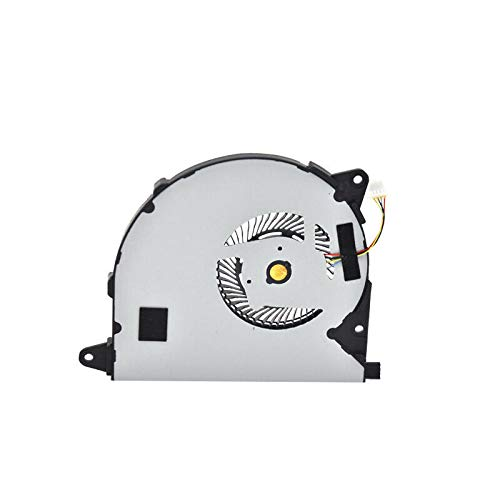 CAQL CPU Cooling Fan for Asus ZenBook UX305 UX305C UX305CA UX305CA-DHM4T UX305CA-SHM1 UX305CA-UHM1 UX305F UX305FA UX305FA-RBM1 UX305FA-USM1 UX305LA UX305LA-AB51 UX305UA UX305UA-AS51 NC55C01
