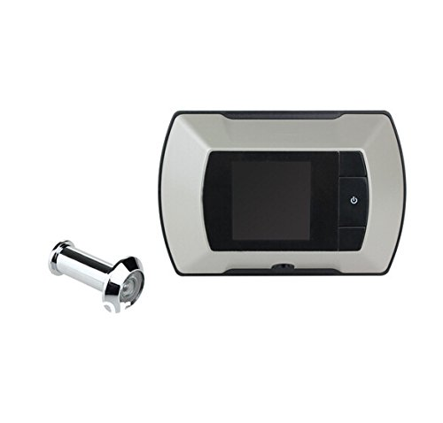 2.2' LCD Digital Peephole Door Viewer Doorbell Wide Angle Door Eye Video Color Security Camera