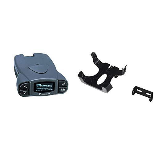 Tekonsha 90195 P3 Electronic Brake Control + 5906 Brake Control Bracket