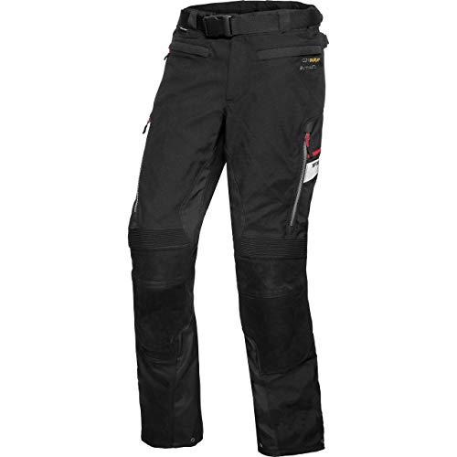 FLM Motorradhose Touren Leder-/Textilhose 4.0 schwarz M, Herren, Tourer, Ganzjährig