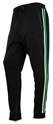 FISLL NBA Men's Milano Interlock Jogger, Boston Celtics Medium