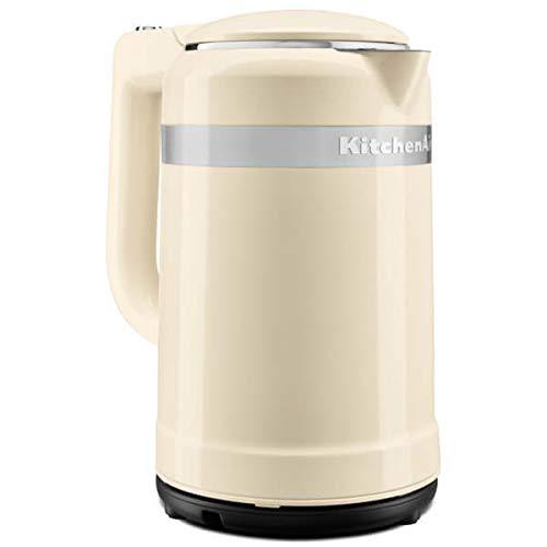 KitchenAid Design - Tetera para jarra (1,5 L), color crema