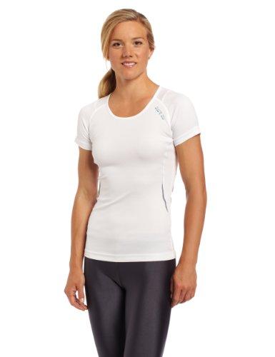 Dare 2b Damen Acquire T-Shirt, Weiß, 6