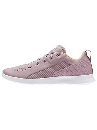 Reebok Damen Evazure DMX Lite Fitnessschuhe, Mehrfarbig (Infused Lilac/Digital Pink/White 000), 38 EU