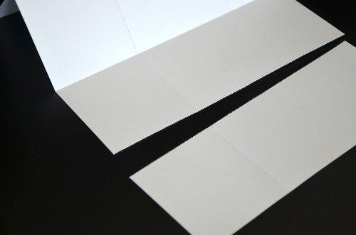 Eintrittskarten perforiert 210 x 74,25 mm zum Selberdrucken