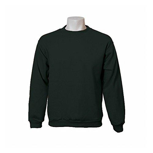 Jumar Sport - Sudadera básica económica, Color: Negro, Talla: m