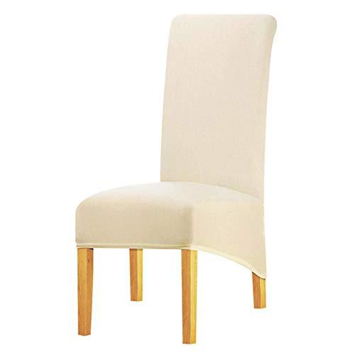 XL-formaat stoelhoes Goedkoop Groot groot formaat Lange rug Europa-stijl stoelstoelhoezen Universeel restauranthotelfeestbanket, 0850-14, XL-formaat