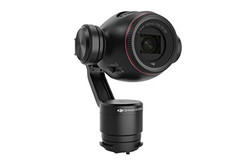DJI CP.BX.000112 Zenmuse X3 Zoom Gimbal und Kamera für Osmo/Osmo+, 12,7 Megapixel schwarz