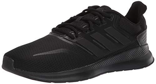 adidas Men's Runfalcon Running Shoe, Black/Black/Black, 10 M US