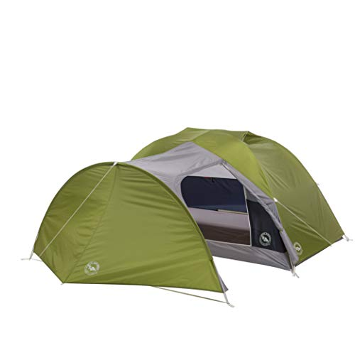 Big Agnes Blacktail Hotel Backpacking and Camping Tent, 2 Person