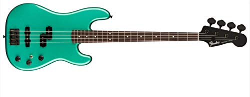 Fender Boxer Series PJ Bass Sherwood Green Metallic