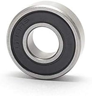 Correttore Cuscinetti a Sfera Miniatura in Miniatura per Stampante 3D Argento Richer-R 10 x Cuscinetti Radiali a Sfera,ASHATA 10pcs U604ZZ U Cuscinetti Radiali a Sfere Miniatura 4x13x4mm