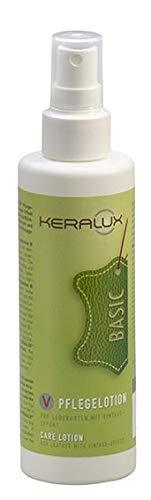 KERALUX Lederpflege Pflegelotion für Lederarten mit Vintage-Effekt 200 ml