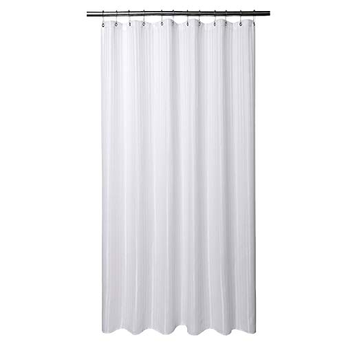 Barossa Design Fabric Shower Curtain 92 Inch Extra Long -...