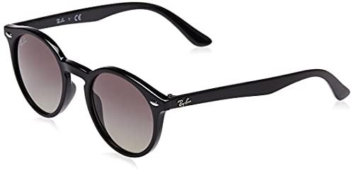 Ray-Ban 0Rj9064S Gafas de Sol, Black, 44 Unisex-Niño