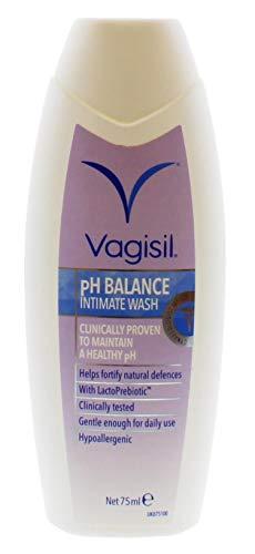 (THREE PACKS) Vagisil pH Balance Intimate Wash 75ml